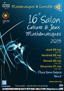 Salon des Cultures et jeux mathématiques