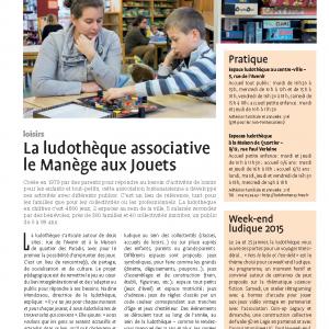On parle de nous - Fontenay aux roses magazine janvier