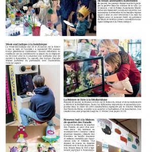on parle de nous Fontenay magazine -fevrier