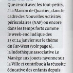 On parle de nous – Le Mag Fontenay-aux-Roses – N°414, Mars 2016