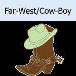 gouter anniversaire farwest cowboy